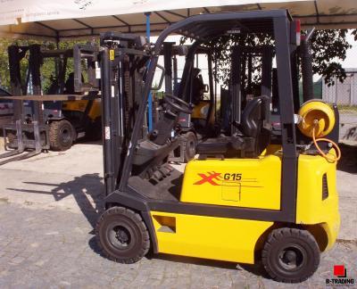 Vysokozdvižný vozík  OM XG 15